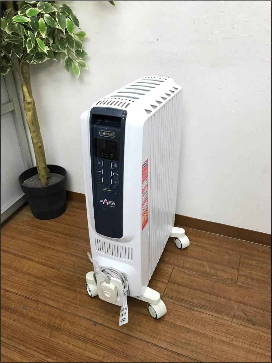 (福岡市早良区)デロンギ オイルヒーター TDDS0712BLの買取-5500