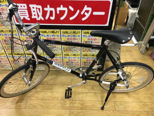 【極美品 2020年モデル SCHWINN GABLE 20インチ自転車 ミニベロ 黒 シュウィン S 48】お買取りしました!の買取-